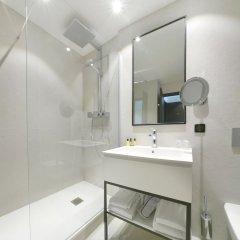 Отель Hôtel Le Roosevelt Франция, Лион - отзывы, цены и фото номеров - забронировать отель Hôtel Le Roosevelt онлайн ванная фото 2