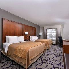 Отель Comfort Inn & Suites Frisco - Plano комната для гостей фото 3