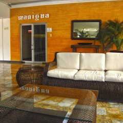 Hotel Del Llano интерьер отеля