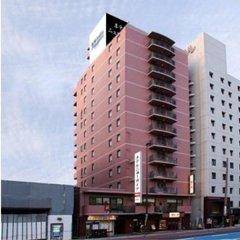 Hotel New Gaea Hakataeki-minami (ex. Hotel Smart Inn Hakata Ekimae) Фукуока вид на фасад