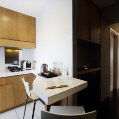 Отель The Telegraph Suites Рим в номере