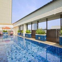 Отель Citadines Sukhumvit 16 Bangkok Таиланд, Бангкок - 1 отзыв об отеле, цены и фото номеров - забронировать отель Citadines Sukhumvit 16 Bangkok онлайн с домашними животными