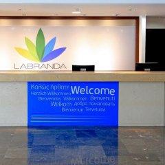 Отель Labranda Blue Bay Resort Родос интерьер отеля
