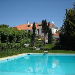 Отель Villa Hostilina Португалия, Ламего - отзывы, цены и фото номеров - забронировать отель Villa Hostilina онлайн бассейн фото 3