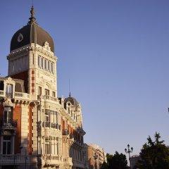 Hotel Cason del Tormes городской автобус