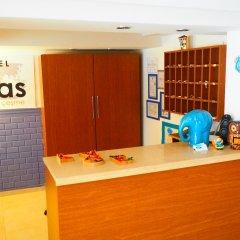 Отель Atlas Чешме фитнесс-зал
