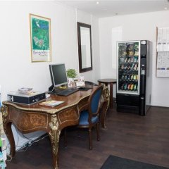 Отель Prinsen Hotel Дания, Алборг - отзывы, цены и фото номеров - забронировать отель Prinsen Hotel онлайн интерьер отеля фото 2