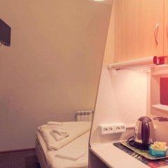 Ахаус-отель на Нахимовском проспекте Стандартный номер с двуспальной кроватью фото 5