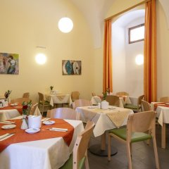 Отель Gästehaus Im Priesterseminar Salzburg Зальцбург питание фото 3