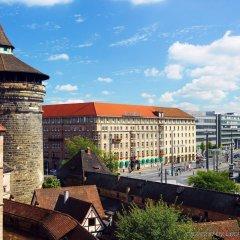 Отель Le Méridien Grand Hotel Nürnberg Германия, Нюрнберг - 1 отзыв об отеле, цены и фото номеров - забронировать отель Le Méridien Grand Hotel Nürnberg онлайн фото 9