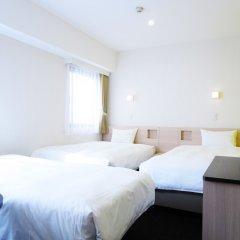 Отель Smile Hotel Utsunomiya Япония, Уцуномия - отзывы, цены и фото номеров - забронировать отель Smile Hotel Utsunomiya онлайн комната для гостей фото 2