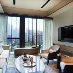 Отель InterContinental Singapore Robertson Quay комната для гостей фото 4