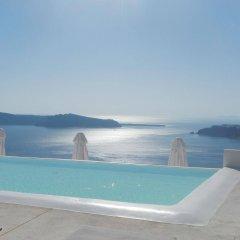 Отель Rocabella Santorini Hotel Греция, Остров Санторини - отзывы, цены и фото номеров - забронировать отель Rocabella Santorini Hotel онлайн бассейн фото 2