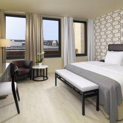 H10 Berlin Ku'damm Hotel 4* Номер Делюкс разные типы кроватей фото 6