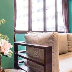 Отель Omni Tower Syncate Suites Бангкок сауна