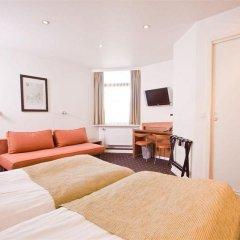 Отель Ansgar Дания, Копенгаген - 1 отзыв об отеле, цены и фото номеров - забронировать отель Ansgar онлайн комната для гостей фото 5