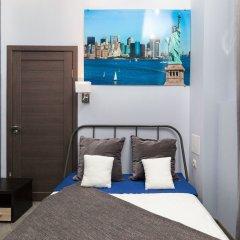 Мини-Отель Брусника Полежаевская комната для гостей фото 5