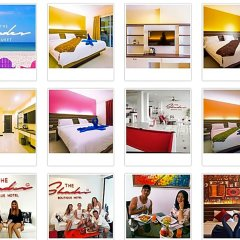 Отель 2C Phuket Hotel Таиланд, Карон-Бич - отзывы, цены и фото номеров - забронировать отель 2C Phuket Hotel онлайн бассейн