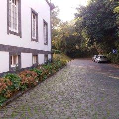 Отель Residencial Casa Do Jardim Понта-Делгада парковка