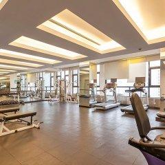 Отель Holiday Inn Vista Shanghai фитнесс-зал фото 3