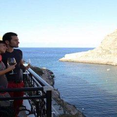 Отель Xlendi Resort & Spa Мальта, Мунксар - 2 отзыва об отеле, цены и фото номеров - забронировать отель Xlendi Resort & Spa онлайн пляж
