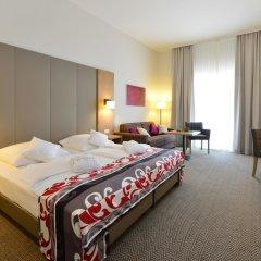 Santé Royale Hotel- & Gesundheitsresort Warmbad Wolkenstein комната для гостей фото 4