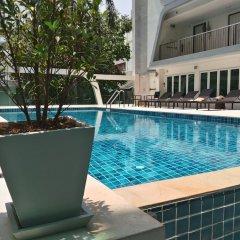 Отель Le Tada Residence Бангкок бассейн фото 3