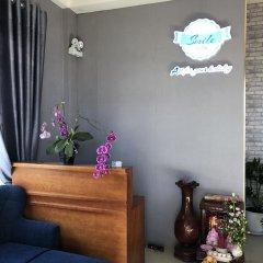 Отель Smile Villa Da Lat Далат интерьер отеля фото 3