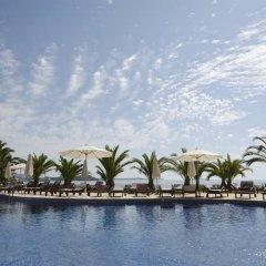 Grand Hotel Palladium Santa Eulalia del Rio бассейн
