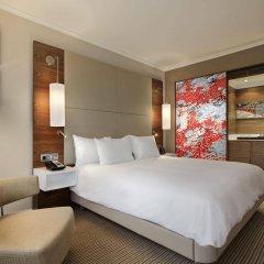 Отель Hilton Barcelona комната для гостей