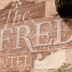 Отель The Alfred Глазго интерьер отеля