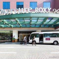 Отель Grand Mercure Singapore Roxy городской автобус