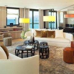 Отель JW Marriott Cannes 5* Президентский люкс с различными типами кроватей