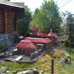 Гостиница Kolyba Opryshkiv Хуст фото 11
