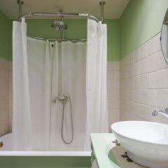 Отель Residentas São Pedro ванная