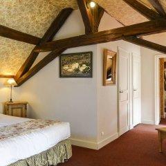 Hotel The Originals Domaine des Thômeaux (ex Relais du Silence) комната для гостей