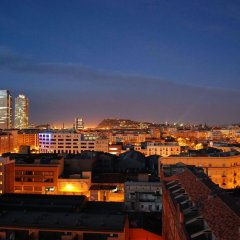 Отель 4 Barcelona Испания, Барселона - - забронировать отель 4 Barcelona, цены и фото номеров приотельная территория