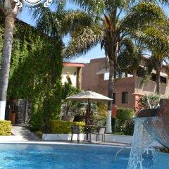 Hotel Posada Virreyes спортивное сооружение