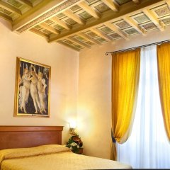 Отель Porta Faenza Hotel Италия, Флоренция - 2 отзыва об отеле, цены и фото номеров - забронировать отель Porta Faenza Hotel онлайн комната для гостей фото 4