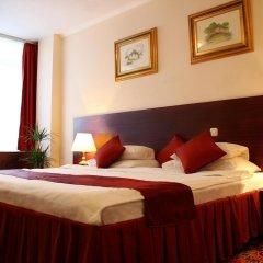 Hotel Holiday Zagreb комната для гостей фото 2