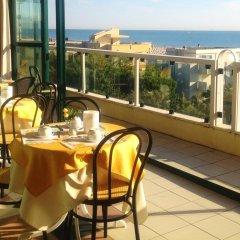 Hotel Augustus балкон