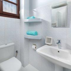 Апартаменты New Studio Flat in Old Town Rhodes ванная