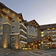 Отель Azalea Residences Baguio Филиппины, Багуйо - отзывы, цены и фото номеров - забронировать отель Azalea Residences Baguio онлайн вид на фасад