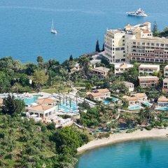 Отель Grecotel Eva Palace пляж фото 2
