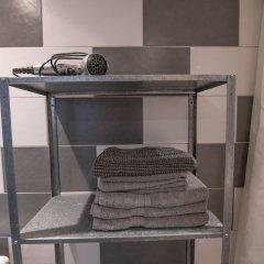 Апартаменты Studio Petit Pompidou Париж ванная фото 2