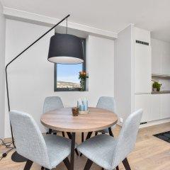 Апартаменты Forenom Serviced Apartments Oslo Majorstuen питание