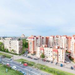 Апартаменты Design Apartment Budapeshtskaya 7 Санкт-Петербург балкон