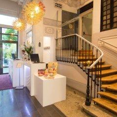 Отель Petit Palace Santa Barbara Мадрид интерьер отеля фото 3