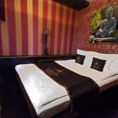 Отель БуддОтель Москва комната для гостей фото 2