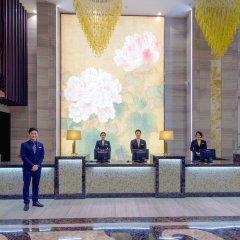 Отель Yimin Gold Olives Apartment Китай, Шэньчжэнь - отзывы, цены и фото номеров - забронировать отель Yimin Gold Olives Apartment онлайн интерьер отеля фото 2